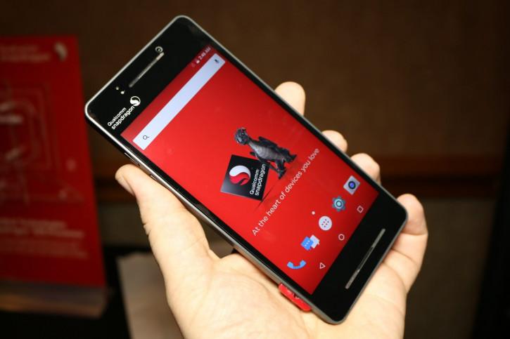 ВНЕЗАПНО! Qualcomm готовит к релизу первый собственный смартфон