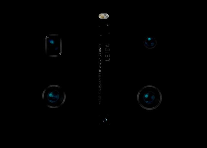 Вот какие камеры мы увидим в Huawei Mate 40
