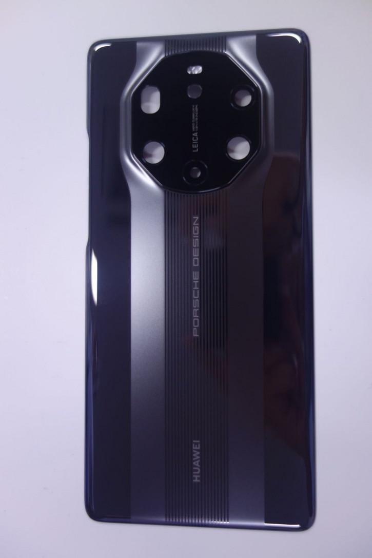 Живые фото корпуса люксового Huawei Mate 40 RS Porsche Design