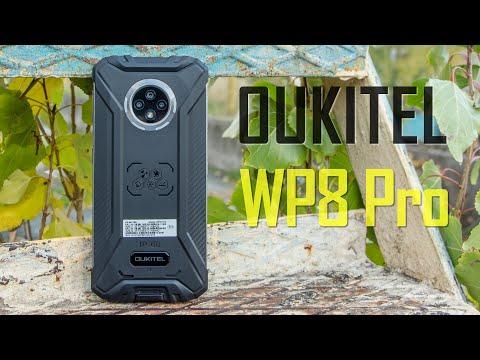 У него самый большой экран за свою цену? Oukitel WP8 Pro - максимум защиты и бюджетная цена. Видео обзор