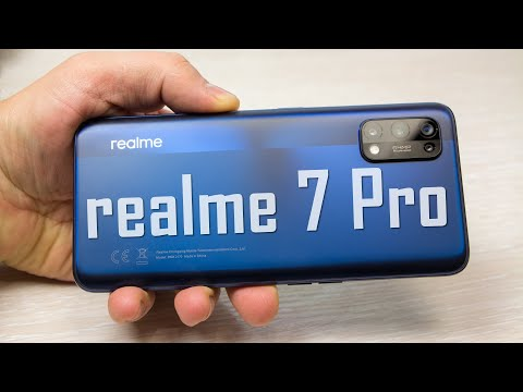 Снова успех, снова бестселлер?! Видео обзор смартфона realme 7 Pro
