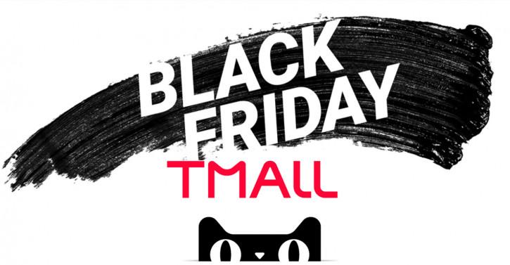 10 лучших предложений смартфонов к Чёрной пятнице на Tmall