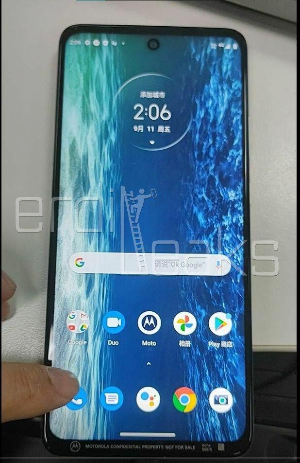Motorola Kiev - конкурент Xiaomi Mi 10T Lite? (фото и характеристики)