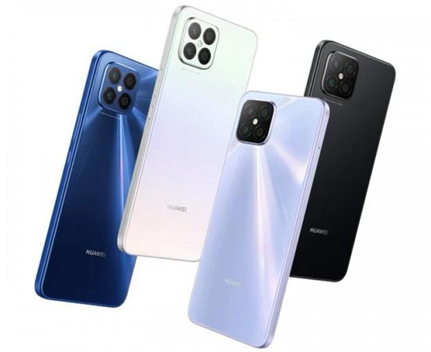 Huawei представила Nova 8 SE — смартфон, похожий на iPhone 12 по цене 0