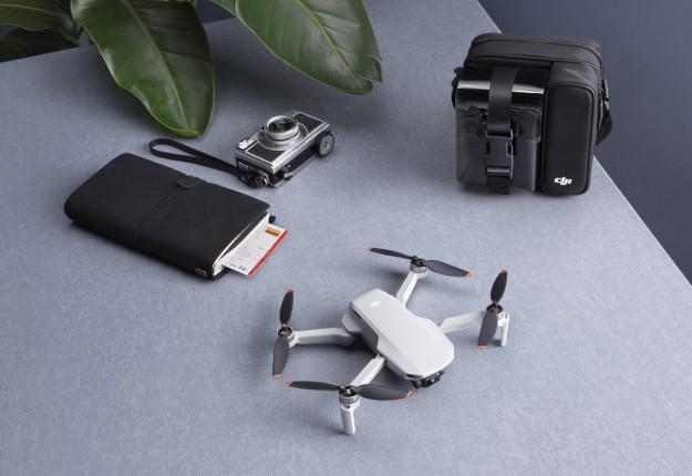 Новинка от DJI - дрон Mini 2 – мощнее, легче и с 4К