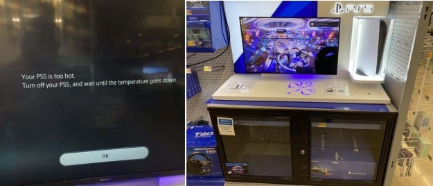 Так PlayStation 5 сообщает печальные новости о своём перегреве