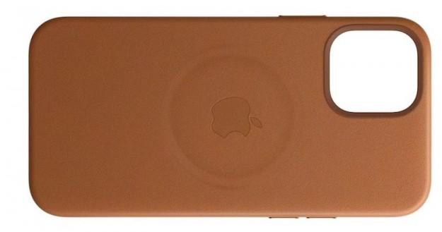 Apple показала, что случится с кожаным чехлом для iPhone 12 при частом использовании зарядки MagSafe