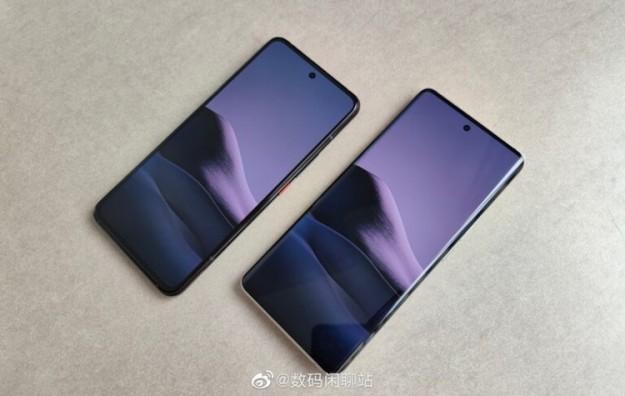 Грядущие смартфоны Vivo X60 показались на фото