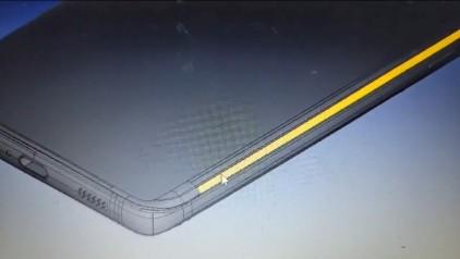 Самые тонкие рамки в истории: утечка CAD-схем Samsung Galaxy S21 Ultra