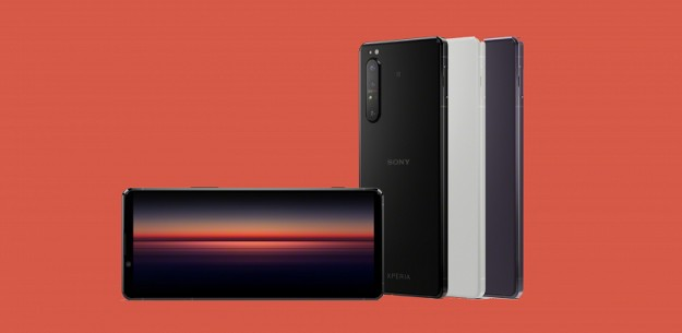 Sony Xperia 1 III — первый суперфлагман с 4K-экраном и Snapdragon 875