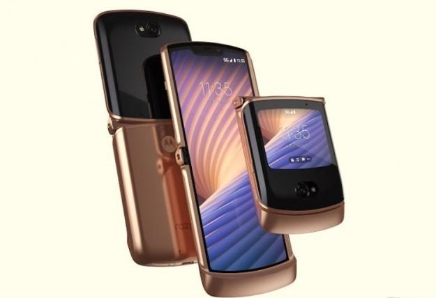 Раскладушка Motorola Razr 2 получит такой же гибкий экран, как у её предшественников