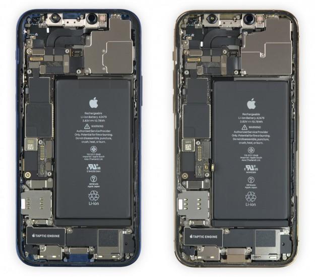 Себестоимость комплектующих iPhone 12 вдвое ниже реального ценника