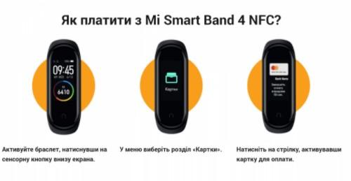 Mi Smart Band 4 NFC: обзор, подключение и особенности в Украине