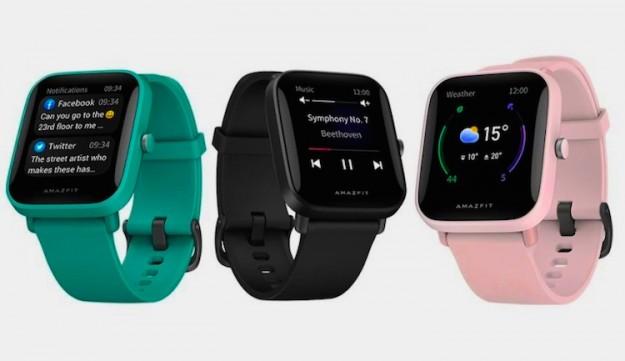 Умные часы Amazfit Pop Pro с модулем NFC будут представлены 1 декабря
