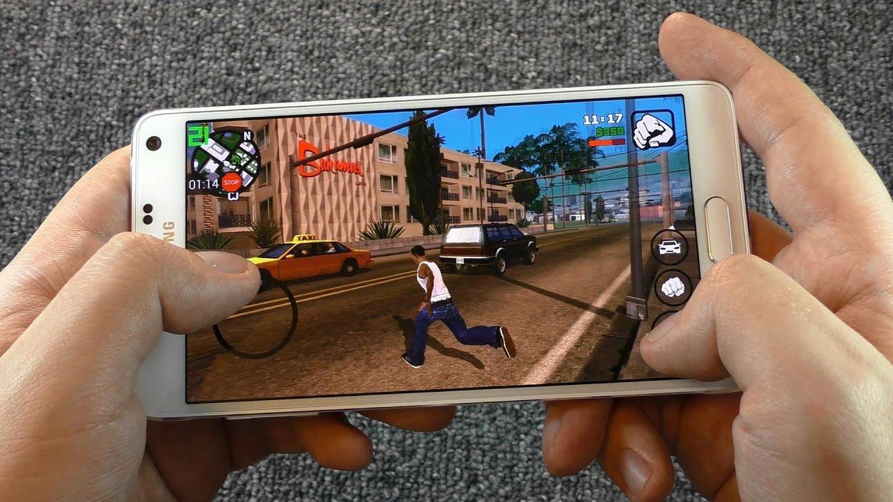 Огромный выбор мобильных игр для смартфонов