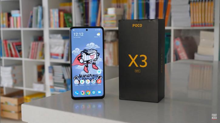 Цена Xiaomi Poco X3 NFC снова обвалится на Черную пятницу