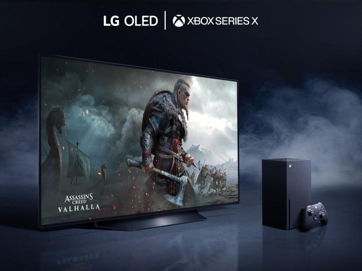 Готовьте 150 000: Microsoft рекомендует LG OLED TV для Xbox Series X