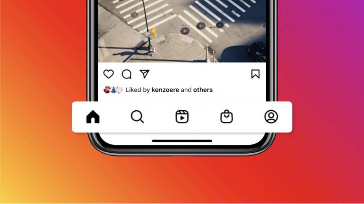 Instagram получил самое значимое обновление интерфейса за долгое время