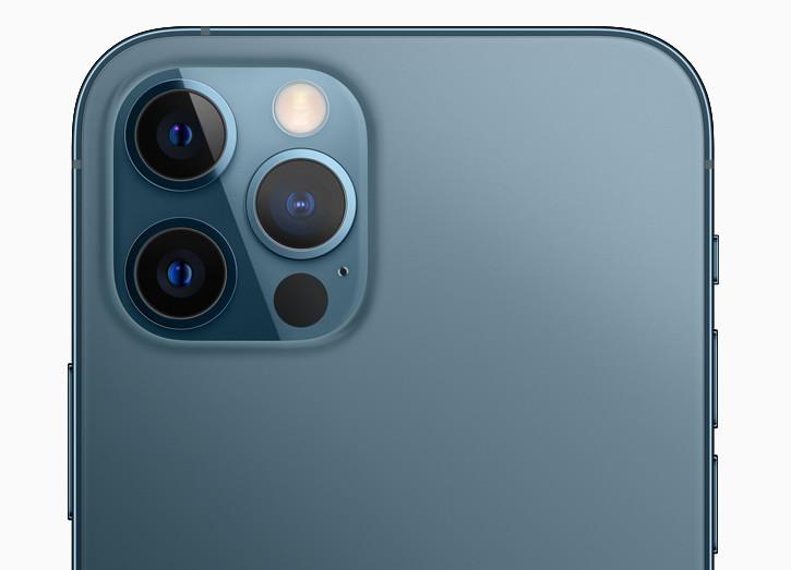 Никакой магии! iPhone 12 Pro Max также имеет ограничения съемки ночью