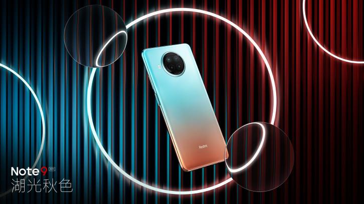 Качественные промо-фото Xiaomi Redmi Note 9 5G перед анонсом