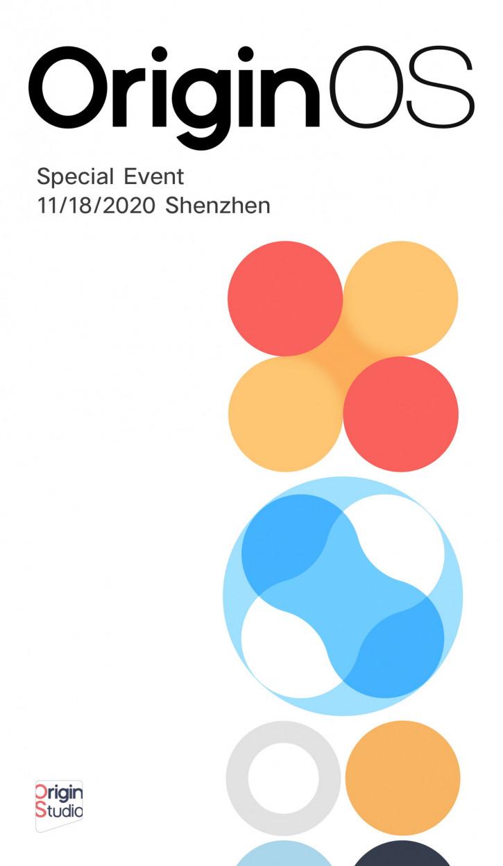 Лого и точная дата презентации Origin OS, которая заменит Funtouch OS