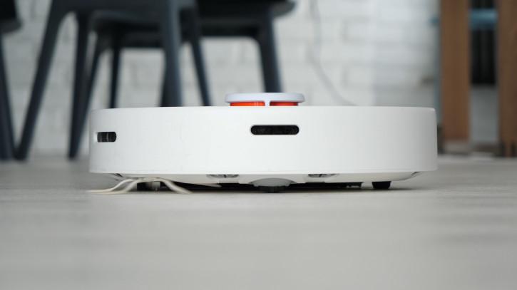 Обзор Roborock S6 Pure: робот-пылесос с лидаром