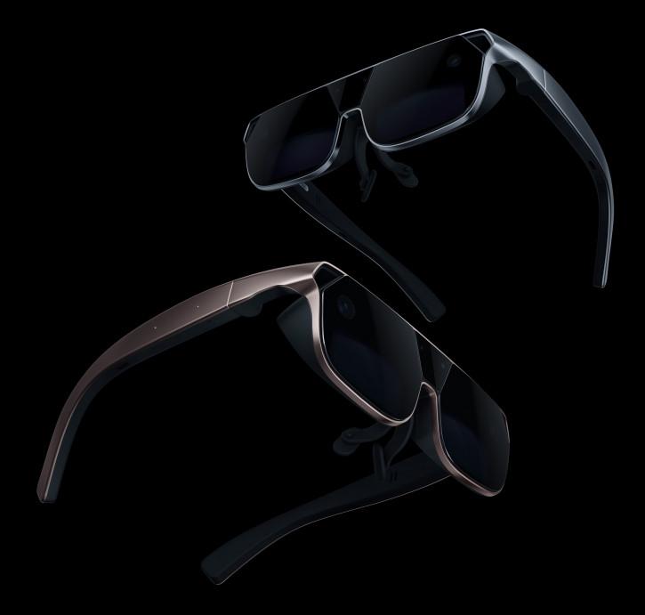 Анонс OPPO AR Glass 2021 и CybeReal - будущее дополненной реальности
