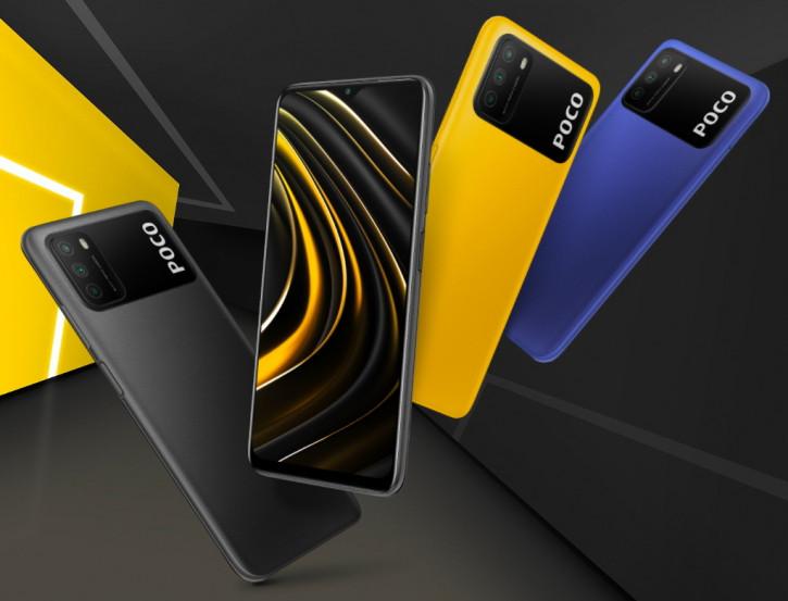 Анонс Poco M3 - бюджетный лидер автономности Xiaomi с крутым дизайном