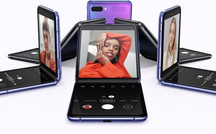 Samsung смещает анонс Galaxy Z Flip 2 ради успеха Galaxy S21