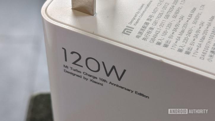 Тест 120-Вт зарядки Xiaomi Mi 10 Ultra – стоит ли овчинка выделки?