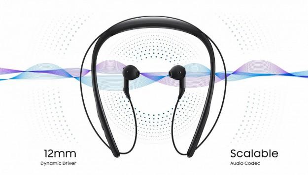 Представлена модель Level U2 - новые беспроводные наушники Samsung