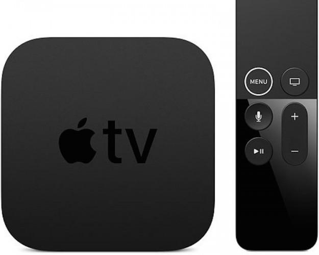 Завтра ожидается презентация ТВ-приставки Apple TV на процессоре A12Z