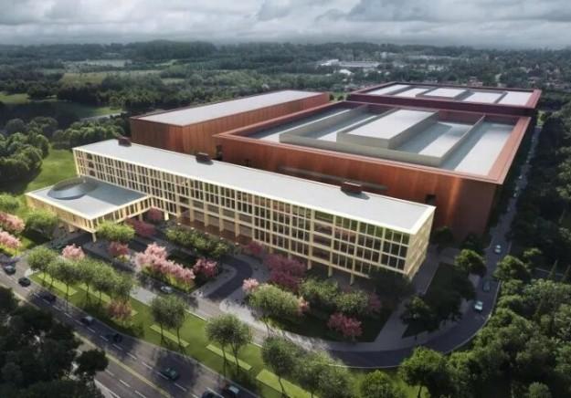 Huawei закончила строительство первого завода по производству чипсетов