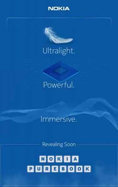Ноутбук Nokia Purebook уже на подходе