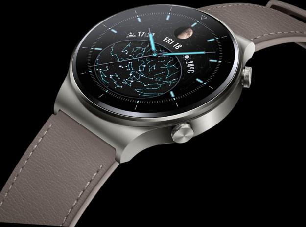 Первые часы Huawei с новейшей HarmonyOS почти готовы