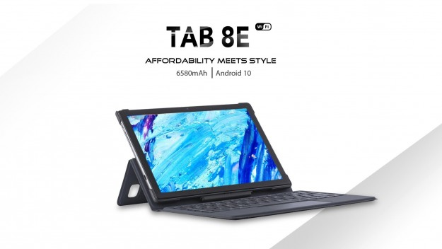 Готовим подарки: Blackview TAB 8E wifi по цене $135,99 + наушники Blackview AirBuds 1