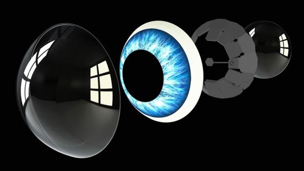 В Японии создадут контактные линзы с дополненной реальностью