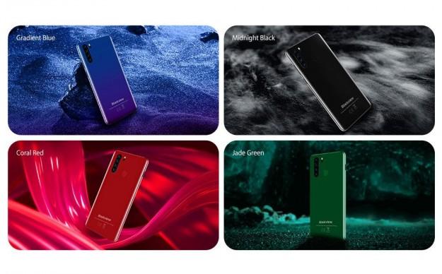 Blackview представила бюджетный смартфон A80 Plus за ,99 долларов: большой аккумулятор и старт продаж 15 декабря