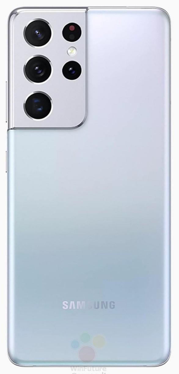 Сюрприз! Samsung Galaxy S21 Ultra с ПЛОСКИМ экраном на пресс-фото