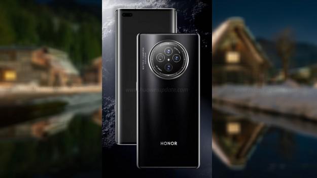 Honor V40 с необычным корпусом уже точно не Huawei - камера в форме часов!