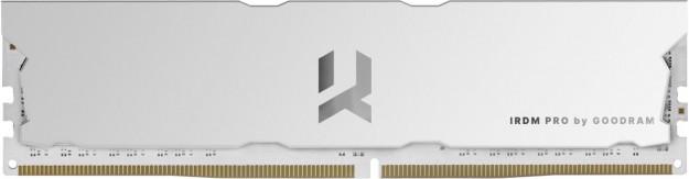 IRDM PRO DDR4 ускоряется и становится снежно-белой