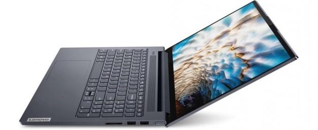 Умные технологии в тонком корпусе: Lenovo представила новинку YOGA Slim 7