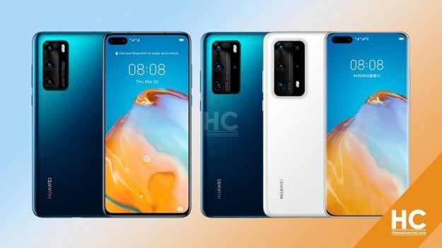 В Huawei P40 и Mate 30 добавили сверхскоростную передачу больших файлов без сжатия