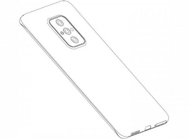 Загадочный флагман Motorola с загнутым экраном показался на рендерах