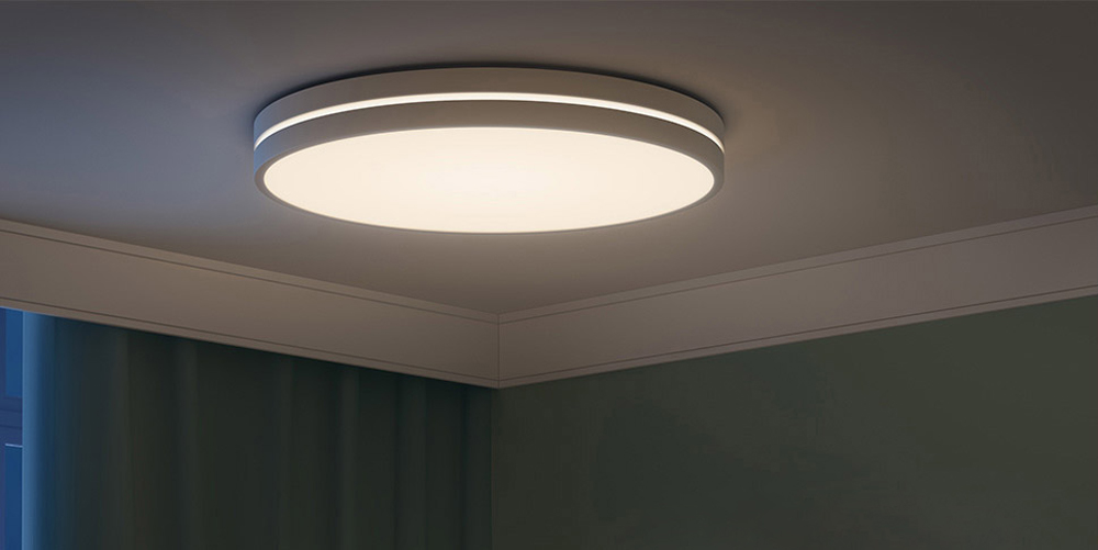 Преимущества потолочной лампы Xiaomi
