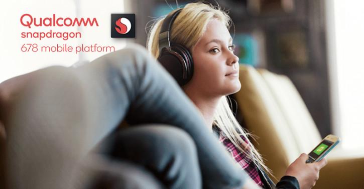 Анонс Qualcomm Snapdragon 678 - прокачанный Snapdragon 675