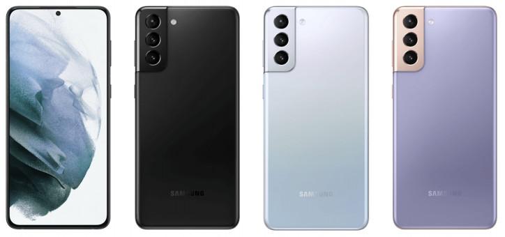 Европейская цена Samsung Galaxy S21, S21+ и S21 Ultra