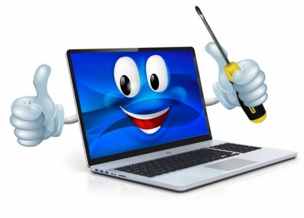 Срочный ремонт компьютеров и ноутбуков в Москве