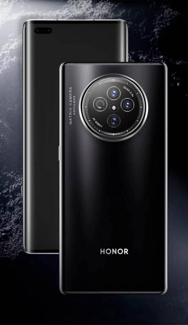 Honor V40 порадует рекордной частотой тачскрина