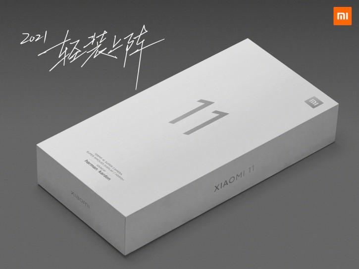 Официально: Xiaomi Mi 11 приедет без блока для зарядки в комплекте